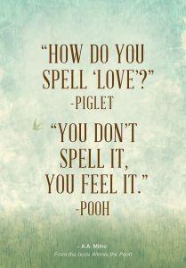 June 19 Love Winnie-Pooh